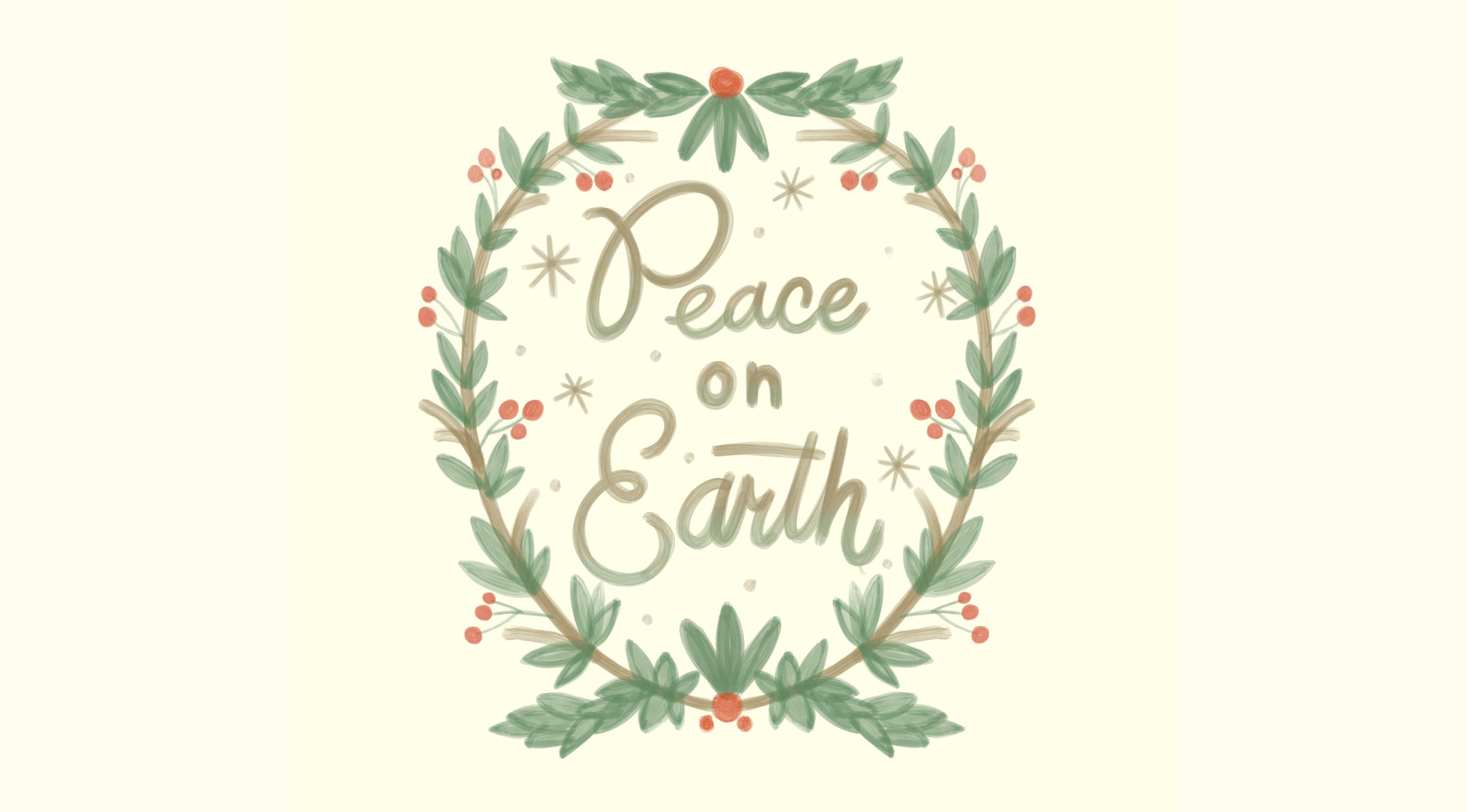 PeaceonEarth_Powerpoint-Announcement
